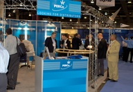 PERCo at exhibition in Las Vegas, USA