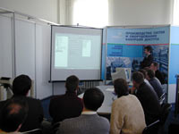 Training of engineers of new service centers methods of diagnosis and repair of equipment PERCo.