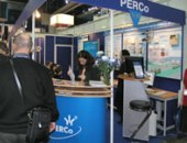 Stand on PERCo «MIPS 2007», Moscow, Russia