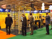 PERCo at an exhibition on safety IFSEC-2007 - Security Solutions & Network Advantage, Birmingham, UK