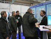 Workshop on Structure and working principle ACS PERCo-S-20 at the exhibition «SFITEX-2007», St. Petersburg, LenExpo.