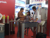 PERCo turnstiles at the CPSE Exhibition in Shenzhen, China.