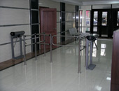 KT-02 IP-stiles and BH-railings at business center in Moscow, Russia