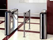 KT-05 IP stiles and BH-02 railings, Rastkom business-centre, Moscow
