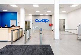COOP Logistics centre, Estonia