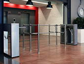 TTR-03.2 box tripod turnstiles , Depo business centre , Moscow