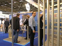 PERCo the exhibition EXPO PROTECTION-2006 in Paris.