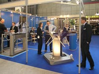 PERCo exhibits its products in Paris
