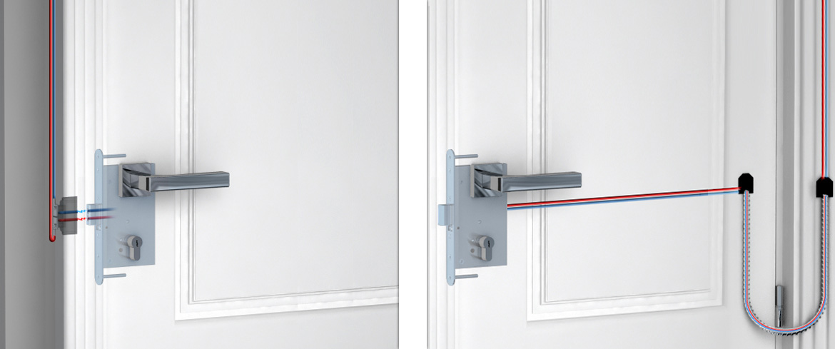 Smarthome Forum Anderson French Door Lock Automation