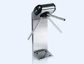 TTR-08A compact tripod turnstile for outdoor use