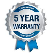 Warranty period for all PERCo products is extended up to 5 years