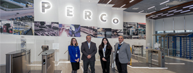 Educational seminar for PERCo partners from Morocco