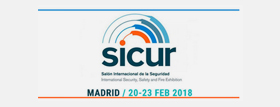 PERCo at SICUR international exhibition in Madrid