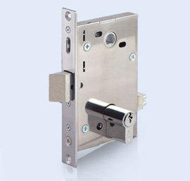 LC72.3 Mortise Electromechanical Lock