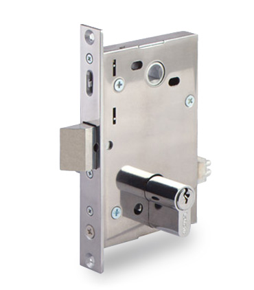 LC72.4 Mortise Electromechanical Lock