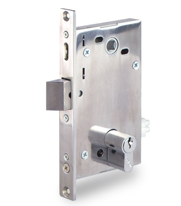 LC85.3 Mortise Electromechanical Lock