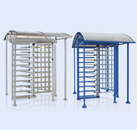 Full Height Rotor Turnstiles and Security Gates
