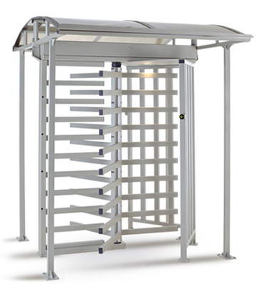RTD-15.1 Full height rotor turnstiles