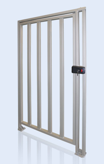 Security gates whd full height series perco