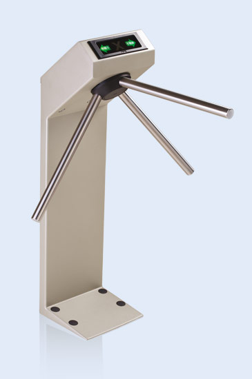 Compact turnstile gates for outdoor application ttr cw