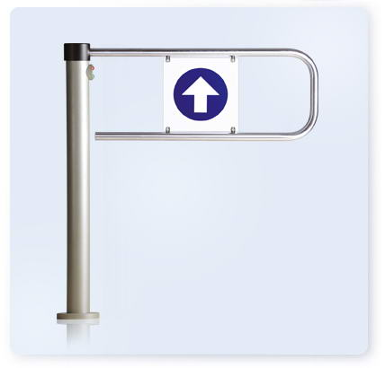 Security access gates - WHD-05