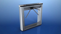TTD-03.1 box tripod turnstile